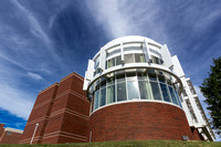 Cleon F. Thompson Jr.  Student Services Center at WSSU