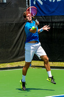 Keivon Tabrizi during qualifying at the Winston-Salem Open