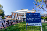 Clark Hall at UVA
