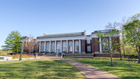 Alderman Library at UVA
