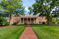 Alderman Residence Hall at UNC-Chapel Hill