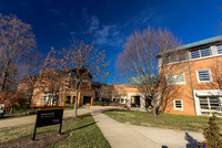 Worrell Professional Center at WFU