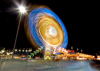 Spinning Ride at Fair