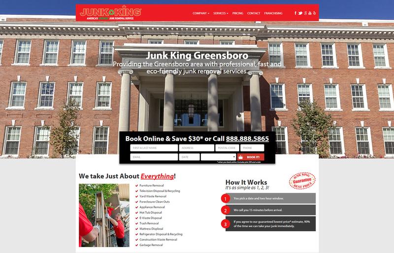 junk-king.com - Greensboro