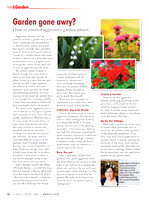 July 2017 Illinois Country Living Magazine - Bee Balm
