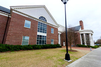 Fisher Student Center at UNCW