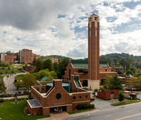 Physical Services Building at App State